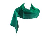 Шелковый платок зеленого цвета Oh La La