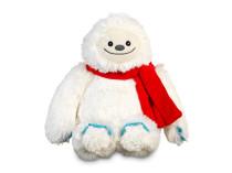 Новогодняя плюшевая игрушка «Снежный человек»