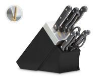 Chef Power Набор ножей с подставкой и ножеточкой Delimano