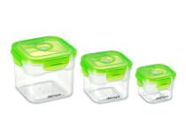 Вакуумные контейнеры MultiFresh (3 шт.) Delimano