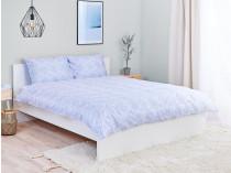 Комплект постельного белья Ethnic I Nord + Анатомическая подушка Aloe Vera Dormeo