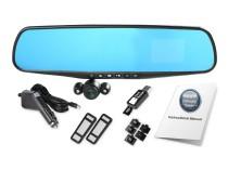 Автомобильный видеорегистратор HD Mirror
