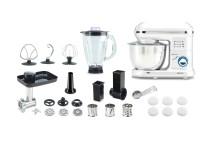 Кухонный робот-комбайн Pro (Белый) - в Рассрочку под 0% Комиссии Delimano