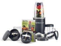 Экстрактор питательных веществ NutriBullet 12 частей - в Кредит всего за 299 леев/месяц Delimano
