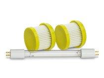Набор аксессуаров для пылесоса Nano UV Rovus
