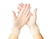 Виниловые перчатки (20 шт.) Rovus
