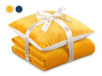 Набор из покрывала и подушки Warm Hug 2020 I Dormeo