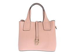 Пудровая классическая сумка Oh La La