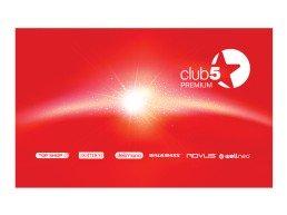 Картa Лояльности Club5* Basic