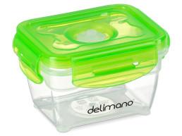 Вакуумный контейнер 0,33 л MultiFresh Delimano