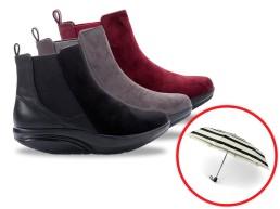 Comfort Style Полусапоги женские 2.0 Walkmaxx
