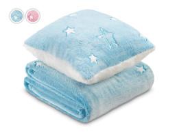 Детский набор из покрывала и подушки Warm Hug Dormeo