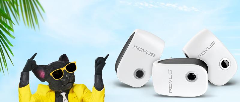 Устройство для отпугивания вредителей Pest Repeller Rovus