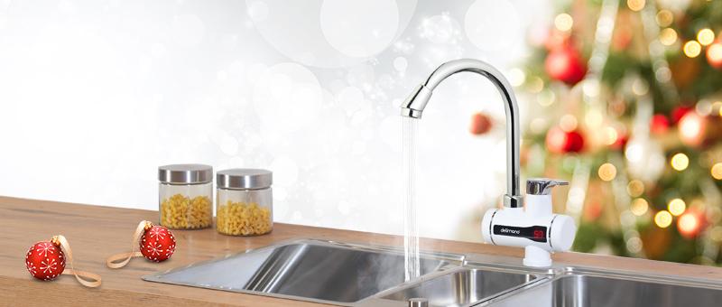 Новый водонагреватель Digital Pro по цене старой модели!