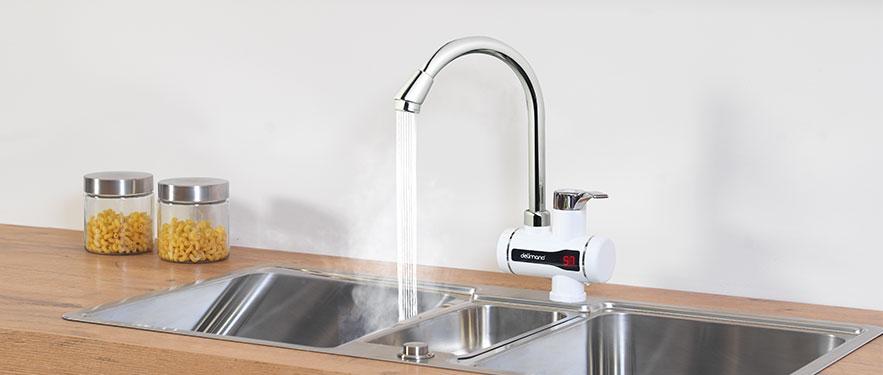 Электрический водонагреватель Digital Pro