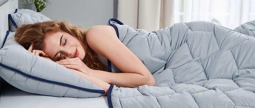 Набор из одеяла и подушки AdaptiveGO Dormeo