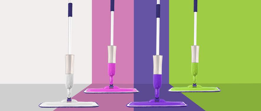 Швабра - распылитель Rovus Spray Mop
