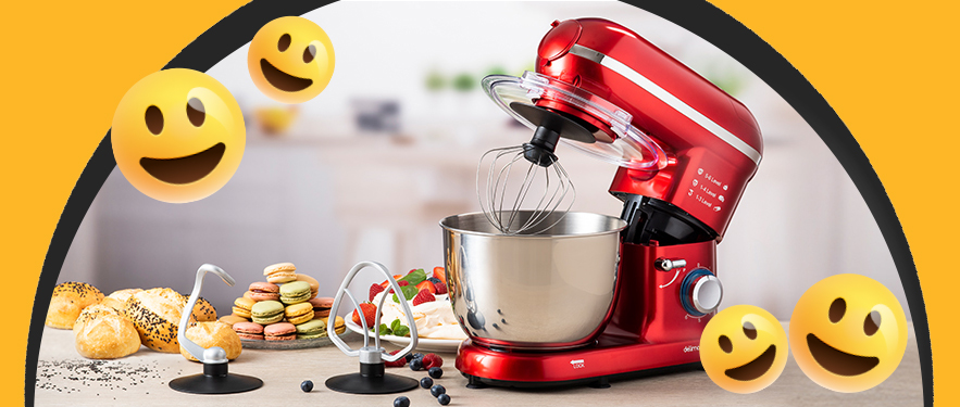 НОВИНКА! Кухонный робот-комбайн со СКИДКОЙ -50%!