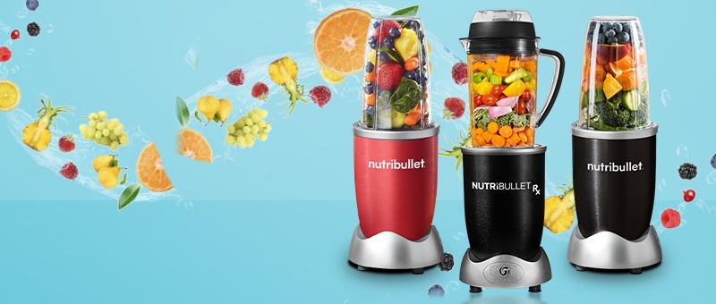 Экстрактор питательных веществ NutriBullet