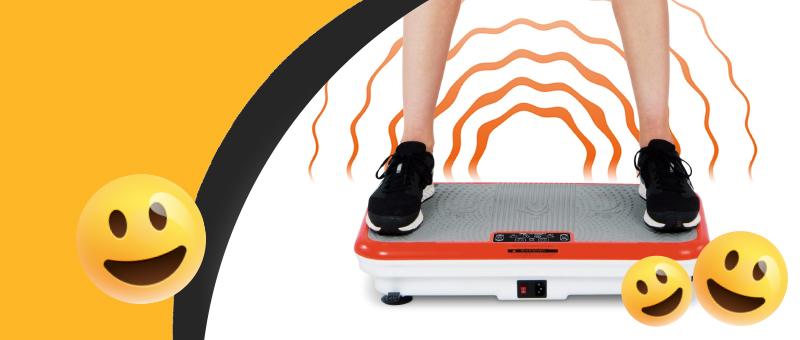 Виброплатформа для похудения со СКИДКОЙ -38%