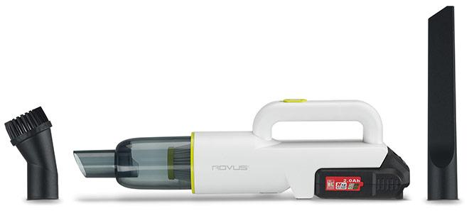 Беспроводной ручной пылесос Rovus 360