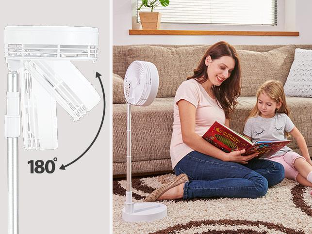 Беспроводной вентилятор Rovus