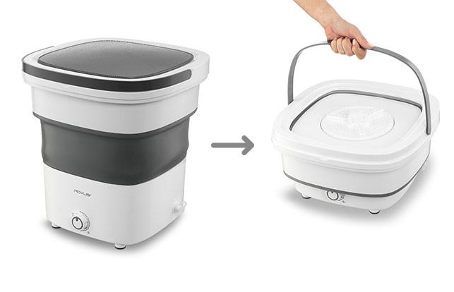 Складная стиральная машина Rovus