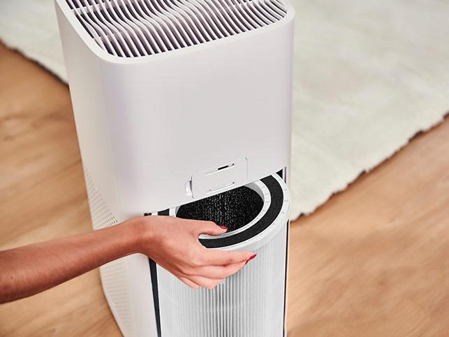 Фильтры для очистителя воздуха Rovus Nano