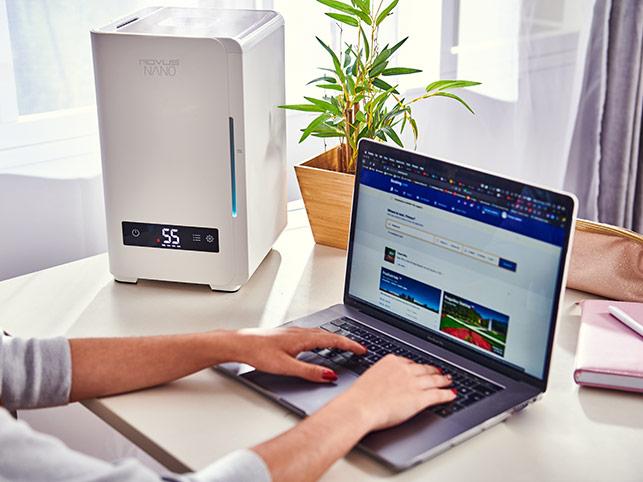 Набор аксессуаров для увлажнителя воздуха Rovus Nano
