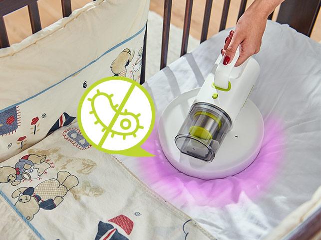 Набор аксессуаров для пылесоса Rovus Nano UV