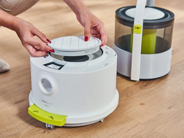 Фильтры для пылесоса для влажной и сухой уборки Rovus Nano