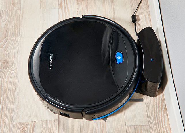 Робот-пылесос 3в1 Rovus