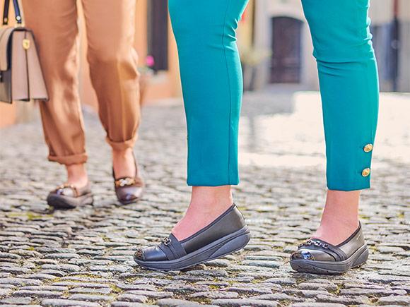 Осенние балетки Walkmaxx Comfort 4.0