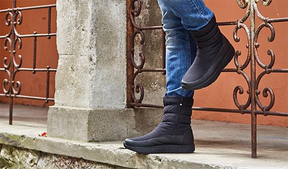 Мужские зимние сапоги Walkmaxx Comfort 4.0