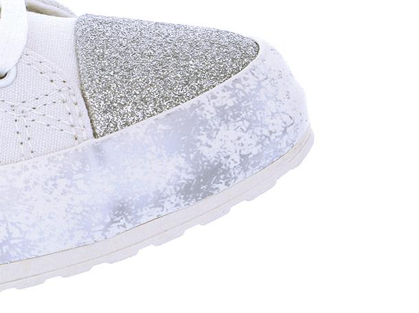 Кеды с блестками Walkmaxx Trend Glitter