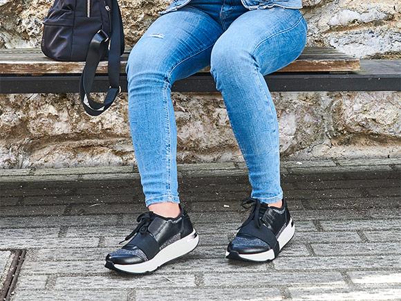 Женские кроссовки Walkmaxx Trend Style 4.0
