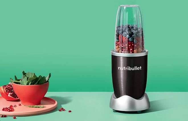 Экстрактор питательных веществ Nutribullet (3 части)
