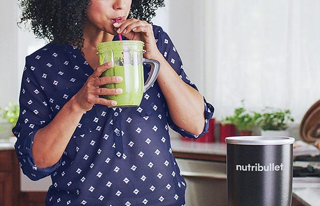 Экстрактор питательных веществ Nutribullet RX V1