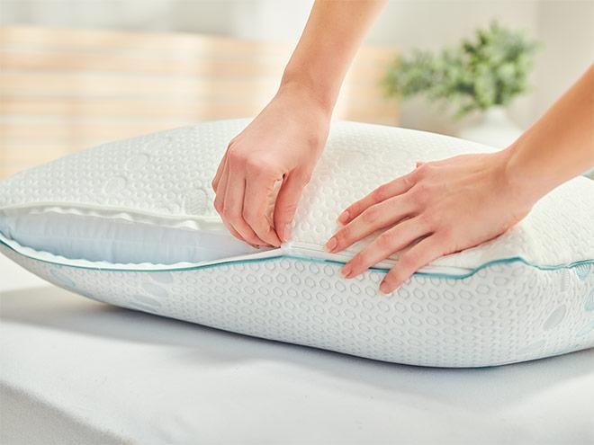 Охлаждающая подушка Dormeo 2в1