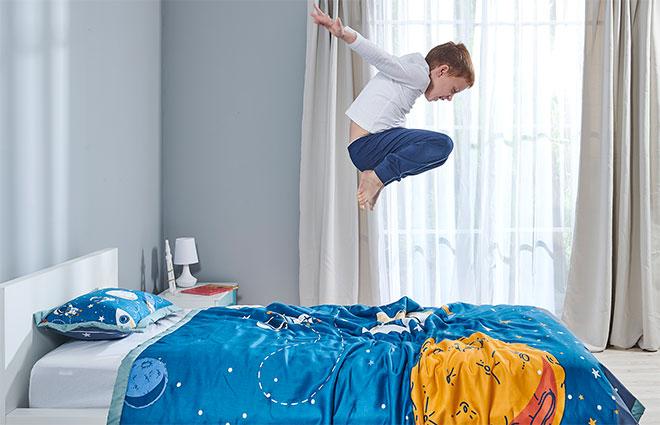 Классическая подушка Dormeo Lan Space