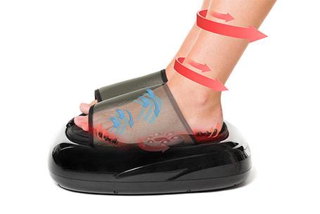 Акупрессурный массажер для ног Wellneo