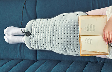 Грелка для тела и ног Wellneo Foot&Body